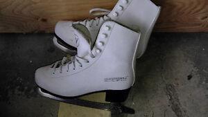 Size 4 Figure Skates