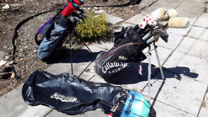 Ladies and Men's Golf Clubs