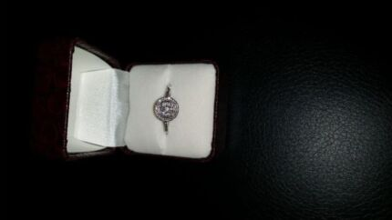 Brand New 10k Diamond Cluster Ring North Haven Port Adelaide Area Preview