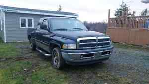 2001 Dodge Ram 1500 Extended Cab