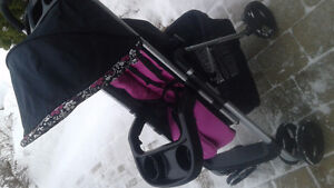 Evenflo car seat and stroller Cambridge Kitchener Area image 2