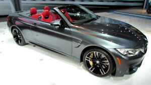 I want to take over your lease 2014+  BMW M4 or 435i convertible