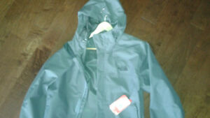 Veste North Face Venture 2 grise NEUF