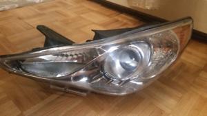 Hyundai sonata 2011-14 headlight