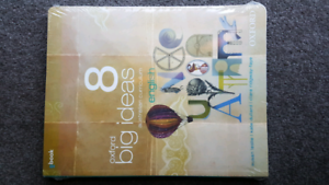 Oxford big ideas English book brand new Southern River Gosnells Area Preview