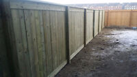 PROFESSIONAL FENCE AND DECK SERVICE AT LOW COST!