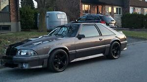 1990 Ford Mustang LX+personalisé+5L Coupé (2 portes)