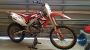 '09' CRF 450R. Southern River Gosnells Area Preview