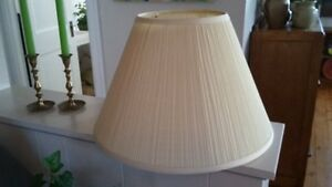 Lamp Shades of Varying Sizes/Styles