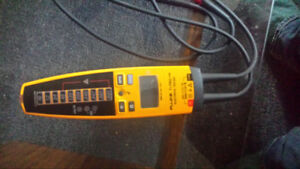 Fluke electrical tester.