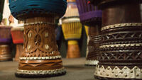 Djembe Drum Lessons