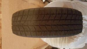 Blizzak winter tires excellent condition