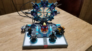 Lego Dimensions PS4 with Portal 2, Sonic the Hedgehog, Supergirl