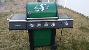 Saskatchewan Roughrider BBQ