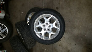 15 inch  5x100 winter rims