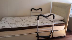 Barreaux de lit (ridelles)