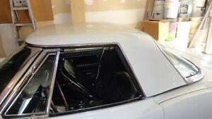 1963-1967 Corvette Hardtop ONLY