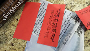 Free Letters from Santa for kids who are in need ❄