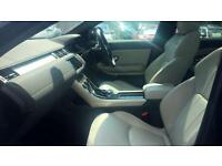 2017 Land Rover Range Rover Evoque 2.0 TD4 SE Tech 5dr Automatic Diesel Hatchbac