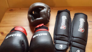 Boxing/mma equipment. great value