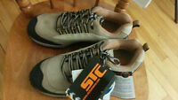 STC boots/bottes (Bruce) size 10