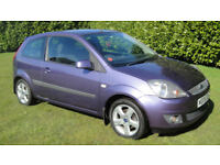 Ford Fiesta 1.25 2006.5MY Freedom - FULL MOT - HEATED FRONT SCREEN - AIR CON.
