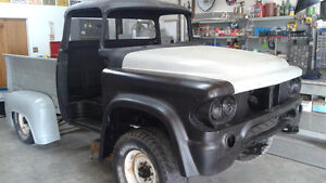 Dodge Power Wagon W-100 1960