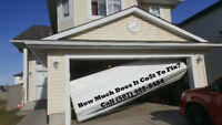 • 587 408-8484 • Garage Door Repair Service 24/7 •