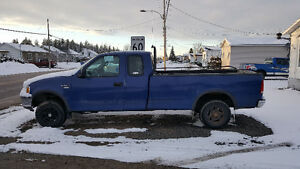1998 Ford F-150 Xl Camionnette