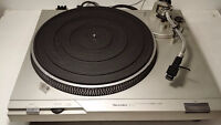 technics vintage sl D2 table tournante, VINTAGE TURNTABLE