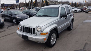 2007 Jeep Liberty 4X4 Sport SUV,  SUPPER CLEAN