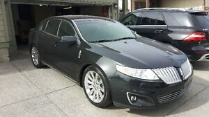 2010 Lincoln MKS Sports Package Sedan