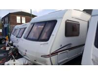 SWIFT CHARISMA [JURA] 2 BERTH END BATHROOM 2006