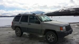 1998 Jeep Grand Cherokee Laredo 4.0L