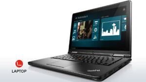 "Lenovo ThinkPad S1 Yoga 2-in-1,12.5""MultiTouch,i5,2.5GHz,8GB,250"