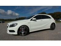 2013 13 MERCEDES-BENZ A CLASS 2.0 A250 BLUEEFFICIENCY ENGINEERED BY AMG 5D AUTO