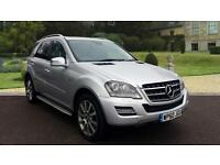 2010 Mercedes-Benz M-Class ML300 CDI BlueEFFICIENCY Grand Automatic Diesel 4x4