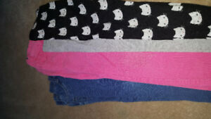 Size 3t tights and pants lot