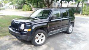 2011 Jeep Patriot North Edition