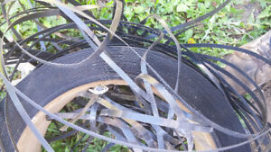NYLON/PLASTIC STRAPPING 5/8ths inch