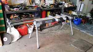 Work Bench saw stand