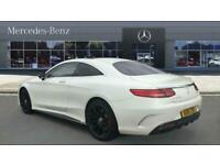 2016 Mercedes-Benz S-CLASS S63 2dr Auto Petrol Coupe Coupe Petrol Automatic