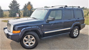 Jeep Commander Limited DVD 7 Seater
