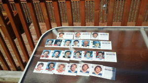 "1983-84 Esso ""Hockey Star Player Cards"""