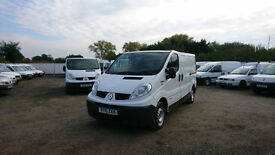 Renault Trafic 2.0TD Extra SL27dCi 115, 1 owner, Fully loaded, Full History