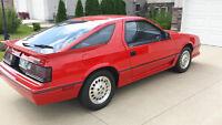 1986 Chrysler Daytona Turbo