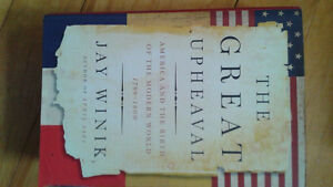 The Great Upheaval: America and the Birth of the Modern World
