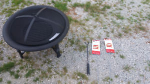 Fire pit. Brand new