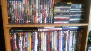 Movies and cds