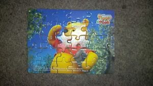 Winnie the Poo & Tigger Puzzles Cambridge Kitchener Area image 1